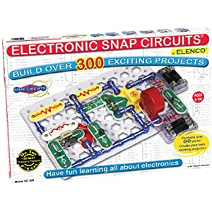 Snap Circuits SC-300 -Educational and Science Game
