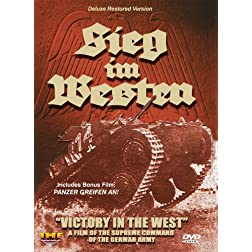 Sieg Im Westen: Deluxe Restored Version (Victory In The West) (DVD)