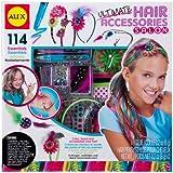 ALEX Toys Spa Ultimate Hair Accessories Salon Craft Kit