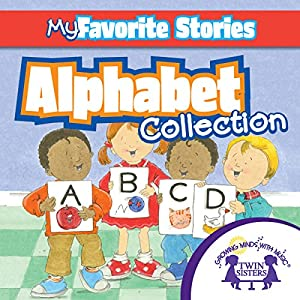 Kids Favorite Stories: Alphabet Collection Audiobook