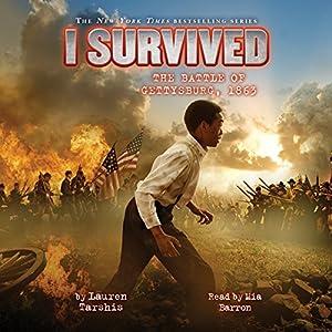 I Survived the Battle of Gettysburg, 1863 Audiobook