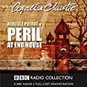 Peril at End House (Dramatised) Radio/TV von Agatha Christie Gesprochen von: John Moffatt