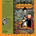 Araminta Spookie, Books 1 & 2: My Haunted House & The Sword in the Grotto Audiobook by Angie Sage Narrated by Katherine Kellgren