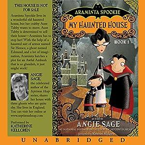Araminta Spookie, Books 1 & 2 Audiobook