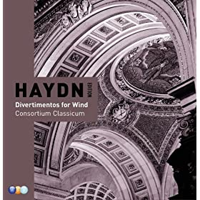 Haydn Edition Volume 7 - Divertimentos For Wind Instruments
