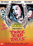 Twice Told Tales (1963) DVD UK Release