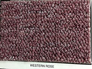 commercial carpet runner custom lengths sold by the foot western rose 36 width. Black Bedroom Furniture Sets. Home Design Ideas