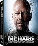 Die Hard 25th Anniversary Collection (Die Hard / Die Hard 2: Die Harder / Die Hard 3: With a Vengeance / Live Free or Die Hard + Bonus Disc) [Blu-ray]