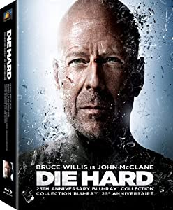 Die Hard 25th Anniversary Collection (Die Hard / Die Hard 2: Die Harder / Die Hard with a Vengeance / Live Free or Die Hard + Bonus Disc) [Blu-ray] (Bilingual)