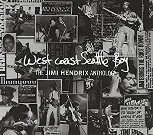 West Coast Seattle Boy: The Jimi Hendrix Anthology (1 CD/ 1 DVD Deluxe Edition)
