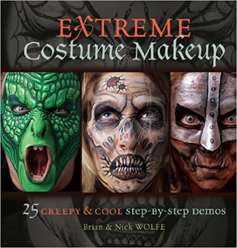 Extreme Costume Makeup 25