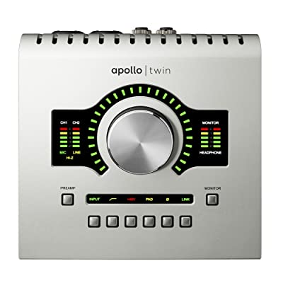 Universal Audio APOLLO TWIN / DUO