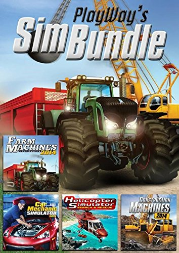 PlayWay's SimBundle [Online Game Code] (Construction Simulator Steam compare prices)
