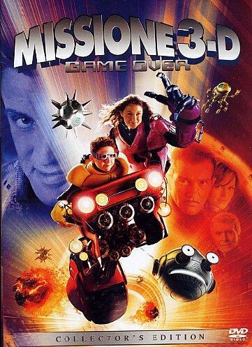 Spy Kids - Missione 3D - Game Over (2 Dvd) [Italia]