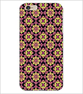 PrintDhaba Pattern D-5241 Back Case Cover for APPLE IPHONE 6S PLUS (Multi-Coloured)