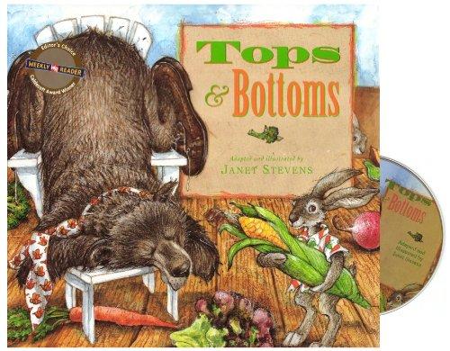 Download Tops & Bottoms (CD & Hardback Book)
