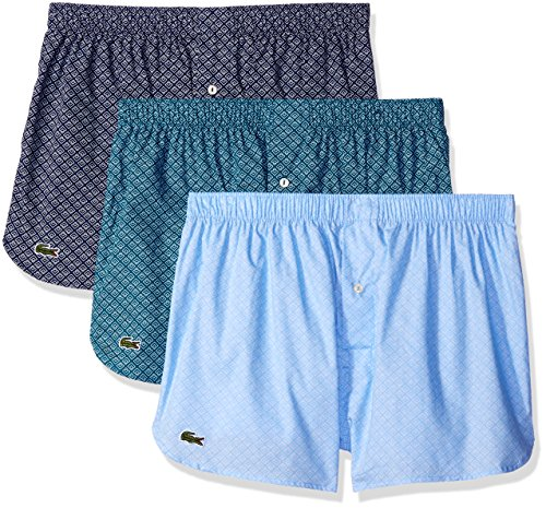 Lacoste-Mens-Double-L-Fathers-Day-3-Pack-Boxer-Gift-Set
