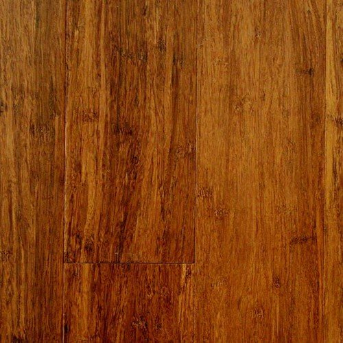 Solid Strand Woven Bamboo Hardwood Flooring Carbonized by EcoFusion Flooring
