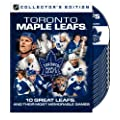 NHL Toronto Maple Leafs 10 Great Leafs and Their Most Memorable Games
