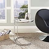 LexMod Eileen Gray Side Table