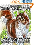 Happy Coloring : Lovely Cats - Colori...