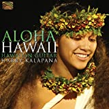 "Aloha Hawaii-Hawaiian Guitarvon ""Harry Kalapana"""