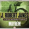 Mayhem (       UNABRIDGED) by J. Robert Janes Narrated by Jean Brassard