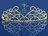 Quinceanera 15 Birthday Tiara Crystal Princess 3701F7