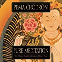 Pure Meditation  by Pema Chodron Narrated by Pema Chodron