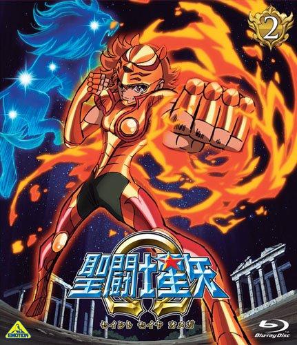 聖闘士星矢Ω 2 [Blu-ray]
