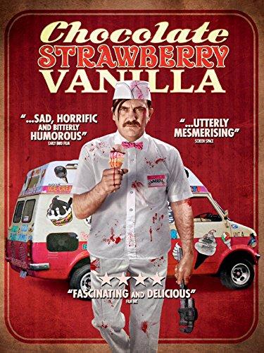 Chocolate, Strawberry, Vanilla