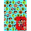 Disney Toy Story Three 2x Gift Wrap Sheets and 2x Gift Tags