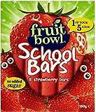 Fruit Bowl School Bars Strawberry (8x20g)