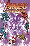img - for Avengers: Absolute Vision, Book 2 book / textbook / text book
