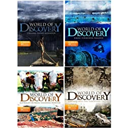 World of Discovery: Environment - 4 Disc Collector's Edition (Amazon.com Exclusive)
