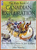 Kids Book of Canadian Exploration