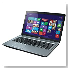 Acer Aspire NX.MG7AA.006-E1-771-6458 17.3-Inch Laptop Review