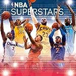 NBA Superstars 2016 Mini Calendar