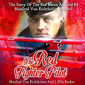 The Red Fighter Pilot Audiobook