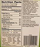 Black Forest USDA Organic Gummy Bears - 65 Pouches - .0.8Oz Each