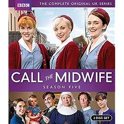 Call the Midwife: Season Five [Blu-ray]