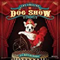 Orange Circle Studio 16-Month 2015 Wall Calendar, The Amazing Dog Show by Lisa Jane (51153)