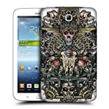 Head Case King Coloured Animal Skulls Case For Samsung Galaxy Tab 3 7.0 P3200