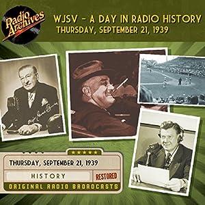 WJSV - A Day in Radio History Radio/TV Program