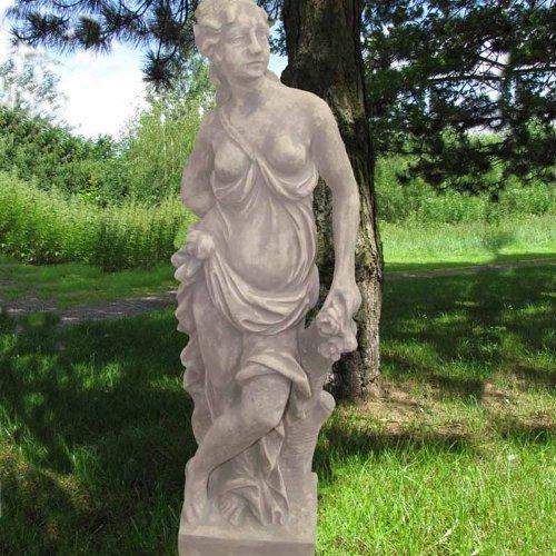 """Statue """"Frau mit Rosenstock"""", klein günstig kaufen"""