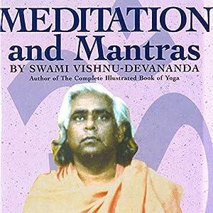 Meditation and Mantras Hörbuch