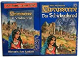 カルカソンヌ 運命の輪 ( Carcassonne Das Schicksalsrad ) [並行輸入品]
