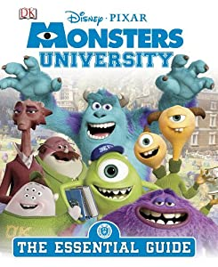 Monsters University: The Essential Guide (Dk Essential Guides) ebook