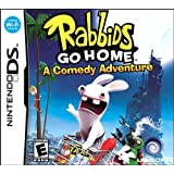Rabbids Go Home - Nintendo DS Standard Edition