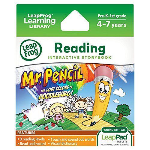 LeapFrog-LeapPad-Ultra-eBook-Mr-Pencil-works-with-all-LeapPad-tablets